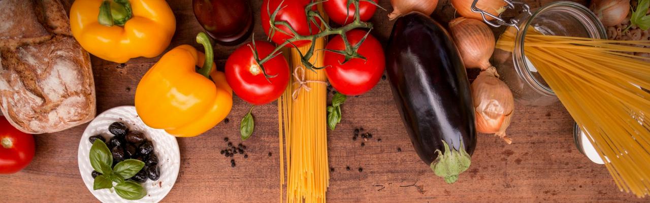 pasta and veg 1280 x 400px